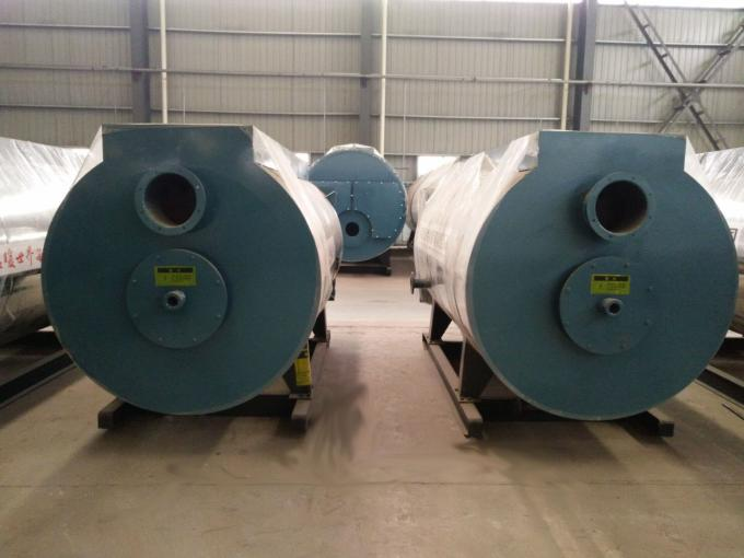 2 Ton Fire Tube Boiler Food Processing Standard Steel Material High Efficiency