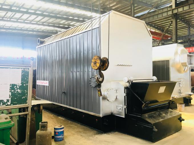 2900MA Biomass Fired Thermal Oil Heater Boiler For Plywood Production