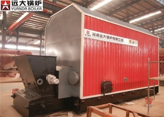 China Wood Biomass Pellet Thermal Oil Heater Boiler Oil Forced Circulation supplier