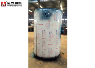 China 0.5T - 1 T Vertical Steam Boiler / Gas Lpg Fired Energy Saving Boiler supplier