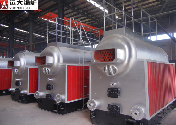 China Automatic Feeding Chain Grate Coal Fired Steam Boiler 6 Ton Per Hours supplier