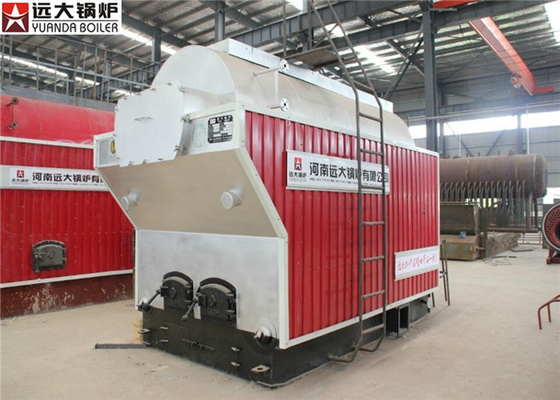 China Full Combustion Coal Fired Steam Boiler Manual Hand Operating Wood Boiler supplier
