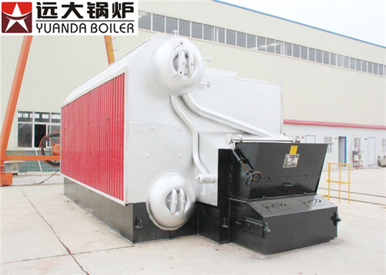 China Biomass Wood Pellet Steam Boiler Water Tube Automatic Running SGS Certification supplier