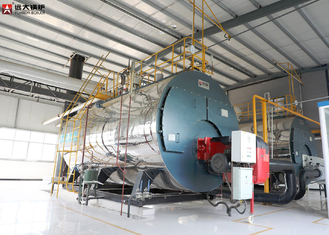 ASME Certification Oil Fired Steam Boiler  6 Ton For Chemical Industry