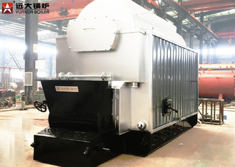 China Automatic Chain Grate Coal Fired Steam Boiler 80% Thermal Efficiency supplier