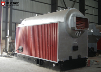 China 4 Ton Biomass Wood Pellet Steam Boiler DZL4-1.25-AII For Feed Processing supplier