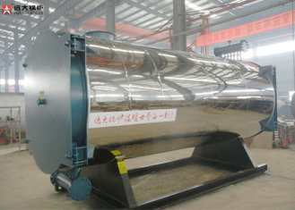 Fluid Oil Running Thermal Oil Heater Boiler / Gas Fired Thermal Oil Heater