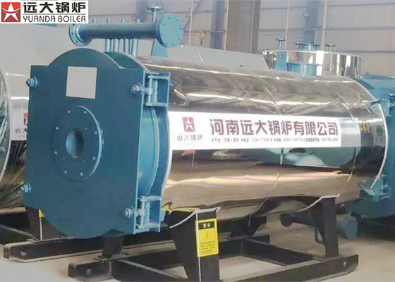China 900000 Kcal Gas Or Oil Boiler Diesel Fuel Fired Heater For Bitumen supplier