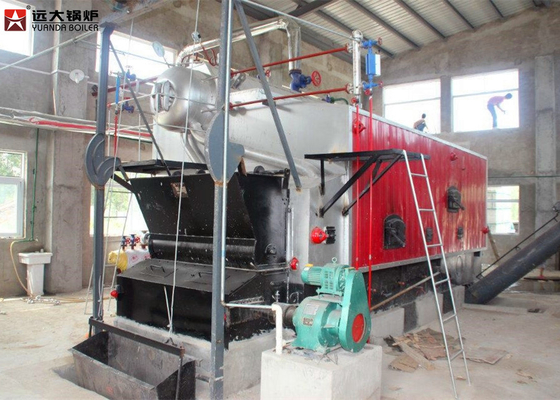 China Pellet Bagasse Fired Steam Boiler For Alcohol Distillation / Distilling supplier