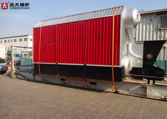 China Packaged 2 To 8 Ton / Hour Rice Husk Steam Boiler  In Sugar Factory supplier