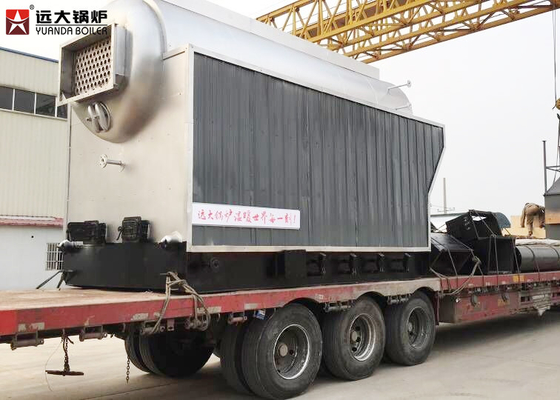 China 2 Ton Coal Fired Industrial Steam Boiler Energy Saving Steam Output supplier