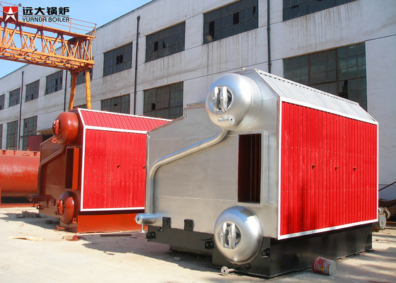 China 4 Ton Bagasse Fired Biomass Steam Boiler / 1.6Mpa Industrial Steam Boiler supplier