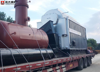 China Paper Plant Biomass Fired Steam Boiler 6 Ton / H Coal Fired Steam Boiler supplier