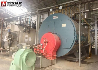 China Automatic Gas Steam Boiler Whole Sets System 500 Kg Steam Boiler CE Certificate supplier