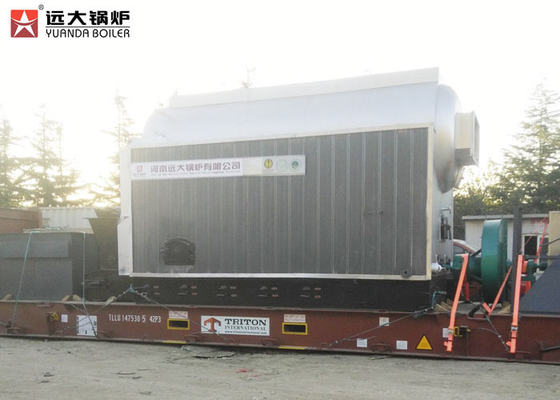 China Safe And Reliable Bagasse Fired Steam Boiler / Coal Fired Steam Boiler For Paper Mill supplier