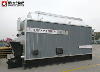 China 4 Ton Bagasse Fired Steam Boiler , Palm Shell Ricehusk Fired Biomass Boiler supplier