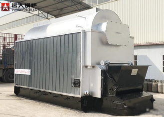 China 7 Bar Fire Tube And Water Tube Biomass Steam Boiler 3 Ton For Rice Mill supplier