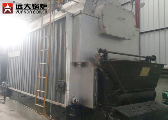 China Factory Using Large Biomass Boiler System Wood Fired Steam Boiler For Production supplier