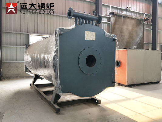China YYQW Series 1400Kw Thermal Oil Heater Boiler For Textile Printing And Dyeing supplier