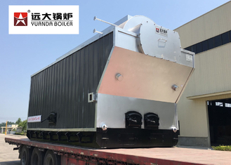 China DZH Firewood Coal Biomass Fired Steam Boiler supplier