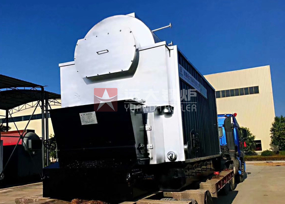 China Garment Industry Coal Powered Boiler Machine Automatic Feeding ISO Certification supplier