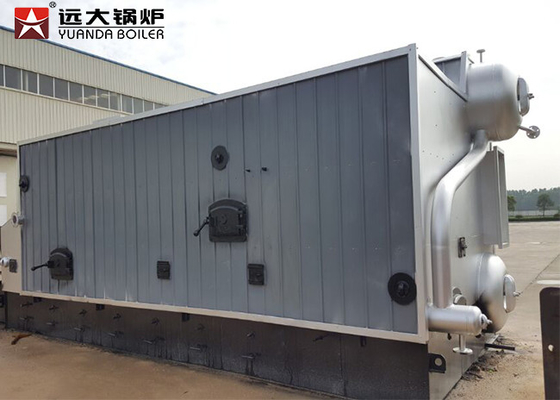 China SZL Coal Wood Fired 20 Tons/H Biomass Steam Boiler Automatic Chain Grate Feeding supplier