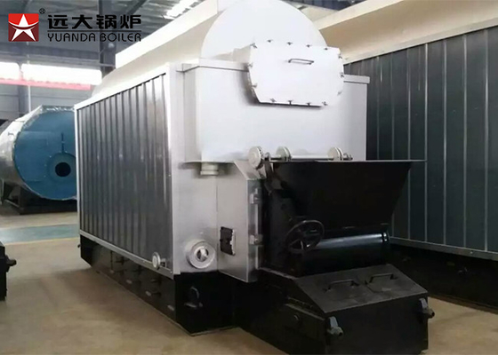 China Horizontal Residential 2.8Mw Coal Fired Hot Water Boiler For Heating System supplier