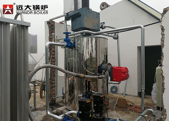 China 20 Bhp 50 Bhp Diesel Fired Steam Boiler Small Scale Fire Tube Low Pressure supplier