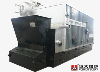 China SZL Waste Sugarcane Bagasse Fired Boiler Steel Material Automatic Running supplier