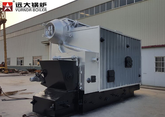 China 4Ton / H Bagasse Fired High Efficiency Steam Boiler ISO 9001 Certification supplier