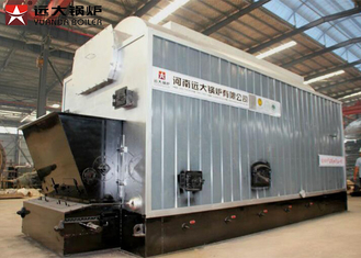 China Solid Fuel 10 Bar Industrial Coal Fired Steam Boiler For Steam Distillation supplier
