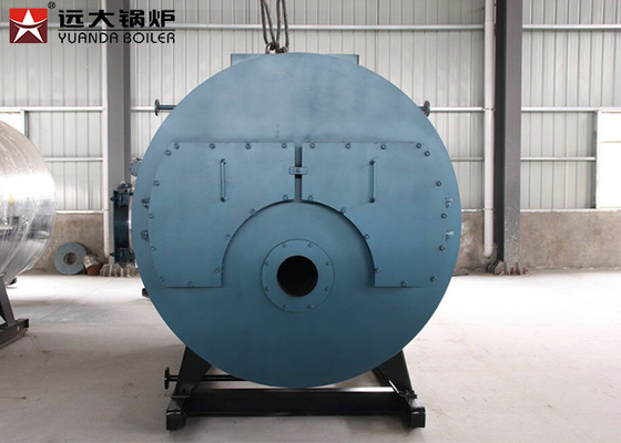 China 2 Ton Fire Tube Boiler Food Processing Standard Steel Material High Efficiency supplier