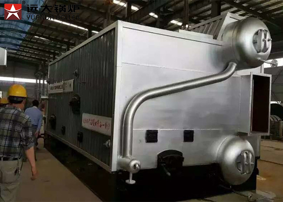 China Safe Bagasse Fired Steam Boiler High Efficiency Steam Boiler 8 Ton/H Capacity supplier