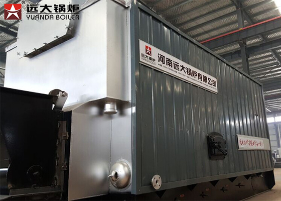 China Automatic Operation Coal Hot Water Boiler For Rice Mill Textile Industry supplier