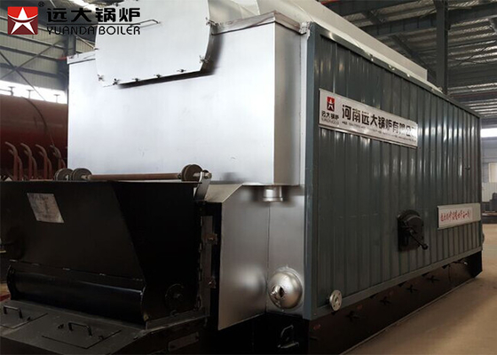 China Horizontal Style Coal Fired Hot Water Boiler Chain Grate Stoker 3000kg Low Pressure supplier
