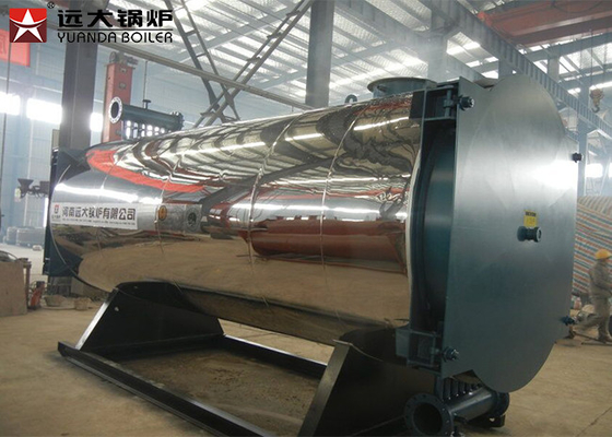 China Stable Efficient 2500Kw Thermic Oil Boiler Automatic Running For Oil Plant supplier