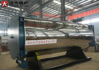 Coal Wood Biomass Fired Thermal Oil Heater Boiler High Strength For Industry