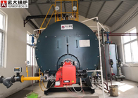 China 15 Ton Steam Per Hour Diesel Gas Steam Boiler For Brewery Industry factory