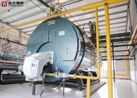 China Biogas Methane Fired High Efficiency Gas Boiler 6 Ton / H For Garment Factory factory