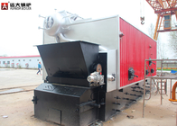 250 Hp Bagasse Fired Steam Boiler Bimass Pellet Burner Working SZL4-1.25 / 2.5-AII
