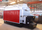 China Commercial Coal Hot Water Boiler , 6 Ton Wood Fired Boiler SGS Certification factory