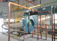 China Customized Heat Transfer In Boiler / Foil Hot Water Boiler Heating System factory