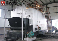 China Automatic 4000Kg Rice Husk Fired Steam Boiler , Solid Fuel Biomass Boiler factory