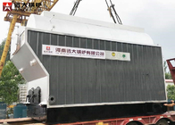 3000Kg Firewood Fired Horizontal Steam Boiler Moving Grate Biomass Boiler