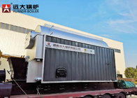 China 4 Ton Biomass Fired Steam Boiler Chain Grate Stoker Ricehusk Bagasse Fired Boiler company