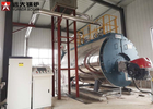 China 15 Ton Horizontal Steam Boiler / Wet Back Boiler For Fresh Fruits Company factory
