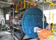 Wns Series Fire Tube Oil Steam Boiler / 3 Ton Steam Boiler Equipment