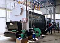 Industrial Coal Fired Steam Boiler For Textile / Pharmaceutical Industry