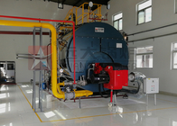 Industrial Fire Tube Steam Boiler Horizontal Type For Textile Industry