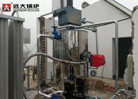 China 20 Bhp 50 Bhp Diesel Fired Steam Boiler Small Scale Fire Tube Low Pressure factory